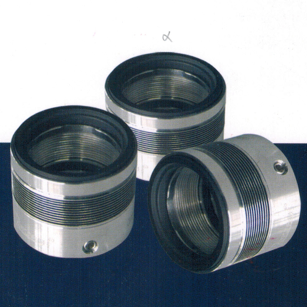 C50 - Welded Metal Bellows Mechanical seal